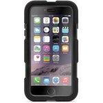 Pouzdro Griffin ochranné Survivor All-Terrain iPhone 6 Plus/6S Plus černé