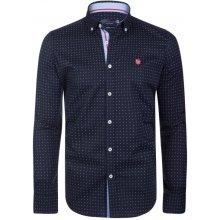 Giorgio Di Mare Pánská košile GI9053229_Navy/Blue