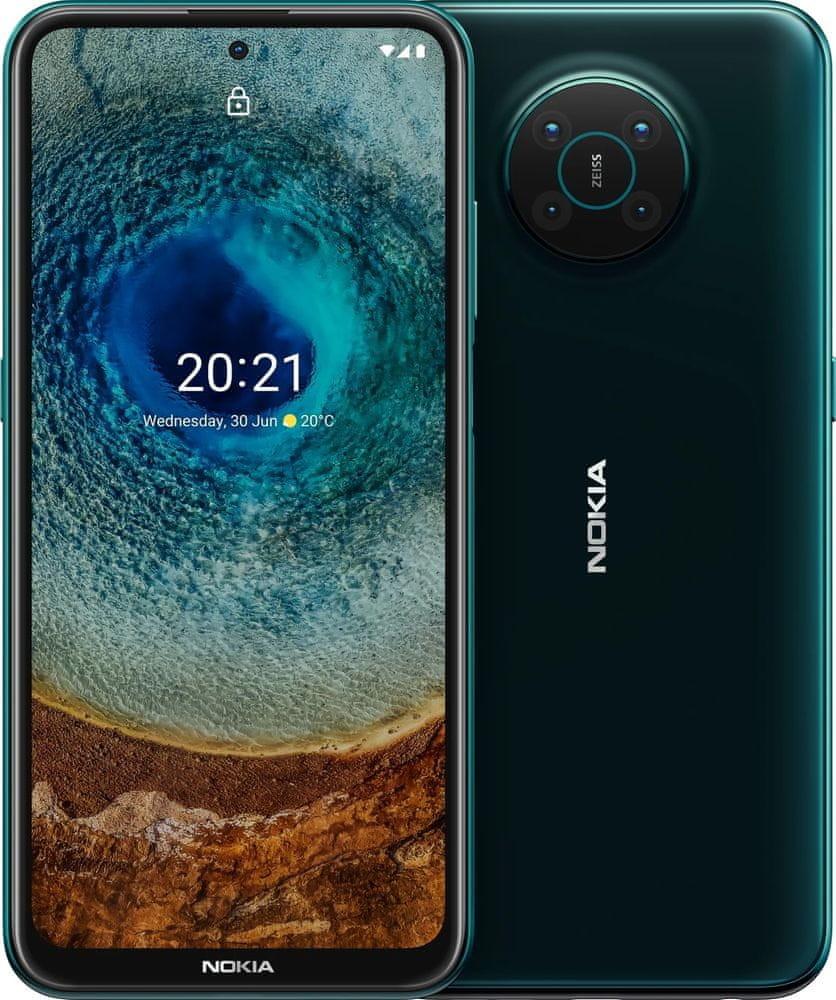 Nokia X10 5G 4GB/128GB na Heureka.cz