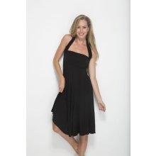 Figl dámské šaty 79 černá