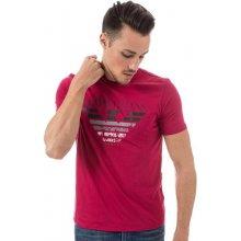 Armani T Shirt Red