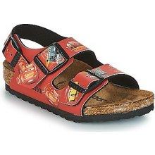 Birkenstock Sandály Dětské MILANO Červená