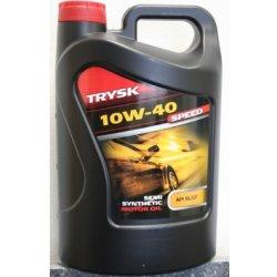 Mazivo, olej, sprej Paramo Trysk Speed 10W-40 4l