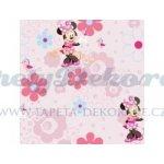 Decofun Dětská papírová tapeta Disney Mickey Mouse D72199, rozměry 0,53 x 10,05 m