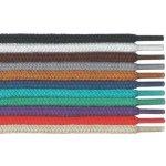 Tkaničky 120 cm kulaté silné- bavlna