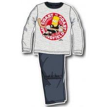 Vyrobce Bart Simpson pyžama