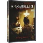 Annabelle 2: Zrození zla DVD
