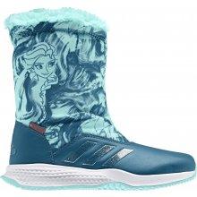 Adidas Disney Frozen RapidaSnow Modrá