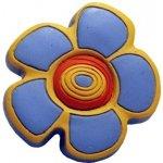 Knobka dětská květina 12816
