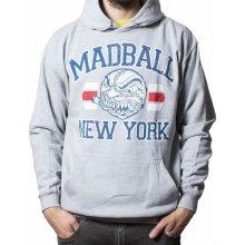 Madball Giants BUCKANEER pánská mikina Grey 1929