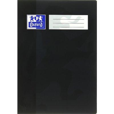 Oxford Sešit bezdřevý 540 A5 čistý Černá