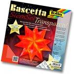 Origami hvězda Bascetta 30 listů 20x20 cm