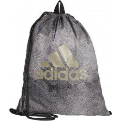 fee46b8df39 Adidas pytel na záda Performance SP Gym Sack NS zelená   černá od ...
