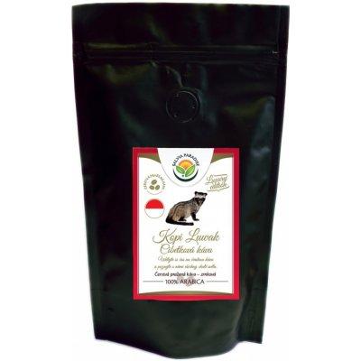 Salvia Paradise Káva Kopi Luwak cibetková Káva 100 g