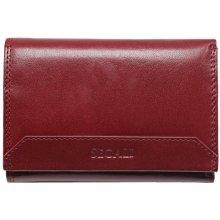 Segali Dámská kožená peněženka SG 60100 vínová 505eb5fedfd