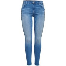 Only Dámské džíny Allan Reg Pushup Sk SOOS1145 Jeans Light Blue Denim f792a53cb6