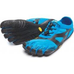 Neoprenové boty Prstové boty Fivefingers Vibram KSO EVO modrá 4740e9a999