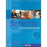 Schritte international 3 – paket učebnice / pracovní sešit vč. CD + slovníček CZ