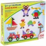 Pilsan CLICK Blocks 200 ks
