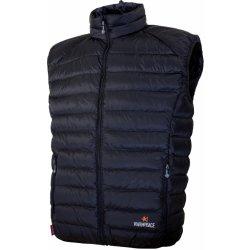 ca43d2f02f87 Warmpeace Drake péřová vesta black od 1 875 Kč - Heureka.cz