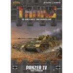 Gale Force Nine Tanks: German Panzer IV