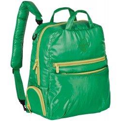 Lässig Glam Backpack Contrast emerald yellow Heureka.cz