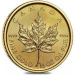 Maple Leaf Zlatá mince 1/2 Oz 2019