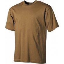 MFH maskáčové tričko vzor coyote