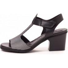 Hispanitas dámské sandály černá