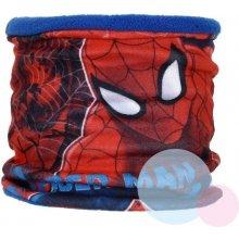 nákrčník Spiderman hq 4127 modrý