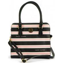 Tommy Hilfiger kabelka Black Pink Shopper 46c04d400e7