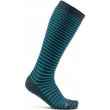 97f48e2fc87 Craft Podkolenky Warm Comfort 1906638-677200 - tmavě zelená