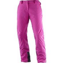 355303435a6 Salomon ICEMANIA PANT W Rose Violet dámské lyžařské kalhoty