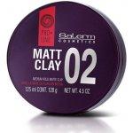 Salerm Pro.Line 02 Matt Clay matující pasta 125 ml
