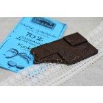 Willy & Pauli čoko Bio Hořká čokoláda 70% Tanzanie s kokosem 50 g