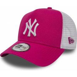 2be54dcb4 New era kšiltovky růžová. Kšíltovka New Era 9Forty Women Trucker New York  Yankees Cap Pink/ White