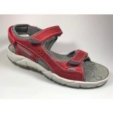 SANTÉ Zdravotní obuv OR 64802 rosso ede8a6880c