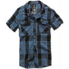 Brandit košile Roadstar 1/2 indigo