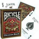 USPCC Bicycle Dragon back
