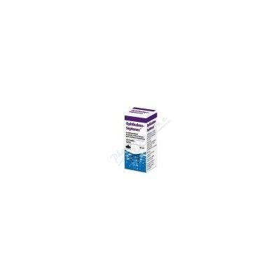 Ophthalmo-septonex op.gtt.s.1x10ml plast