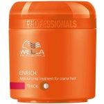Wella Enrich Hydratační maska pro silné vlasy 150 ml