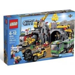 Lego City 4204 Důl