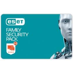 ESET Family Security Pack, 3 lic. 1 rok update (EFSP003N1)
