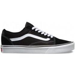 VANS Old Skool Lite Black White boty od 1 790 Kč - Heureka.cz 4449db2112a