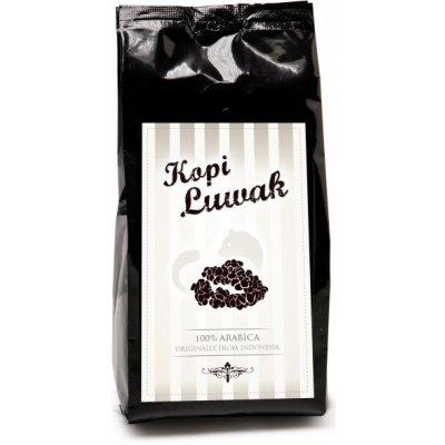 Café Majada Kopi Luwak cibetková Káva zrnková 100 g