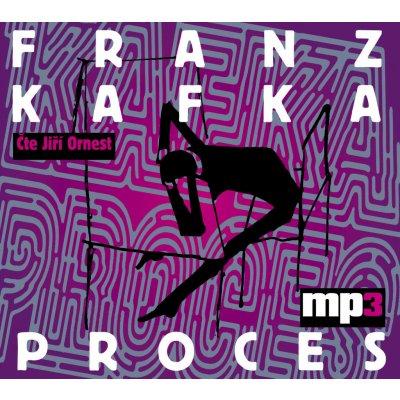 Proces (CD) - Franz Kafka