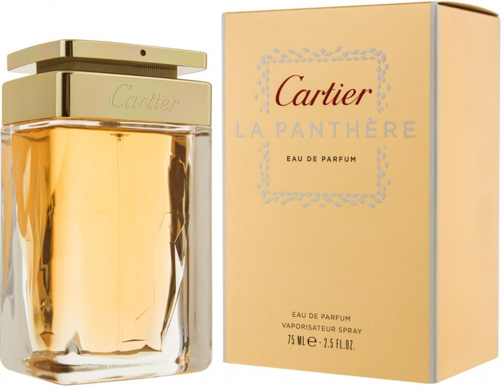 Parfémy Cartier Heurekacz