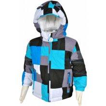 Bugga PD910 bunda chlapecká zimní modrá