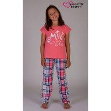 dětské pyžamo vé kalhoty Lucie