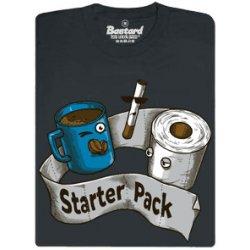 a73b55818579 Bastard Starter Pack tričko od 349 Kč - Heureka.cz